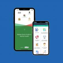 Malawi Quick Guide to Mental Health app